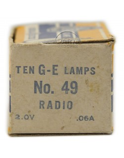 Lamp, General Electric Co.