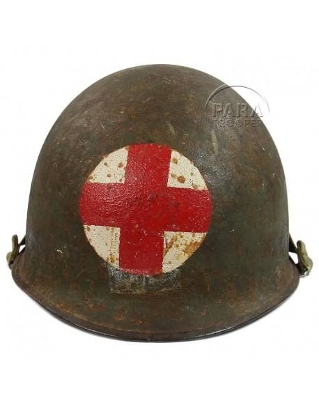 Casque USM1, Medic 1 croix