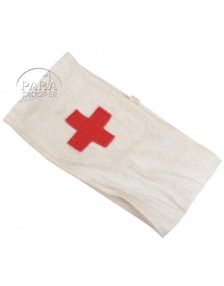 Brassard infirmier britannique