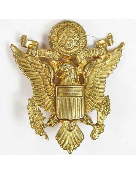 Insigne de casquette officier US, Meyer