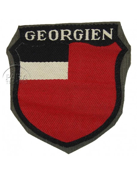 Insignia, Volunteer, Georgien