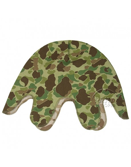 Couvre-casque USMC, camouflé, Made in USA