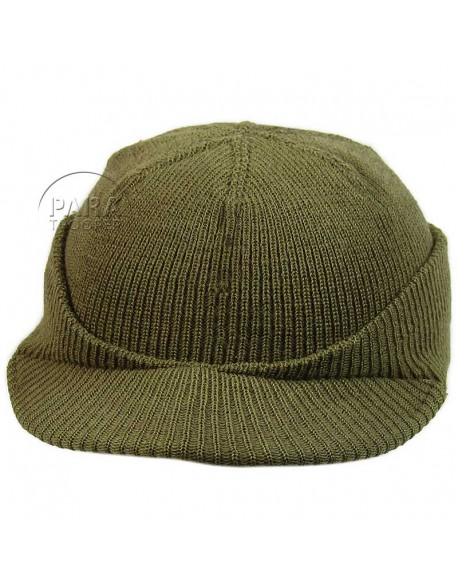 "Cap, Wool knit ""Beanie"", Jeep Cap"