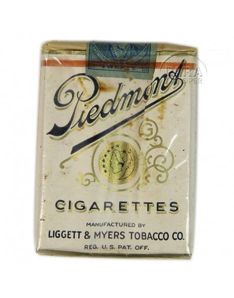 Cigarettes Piedmont, 1943