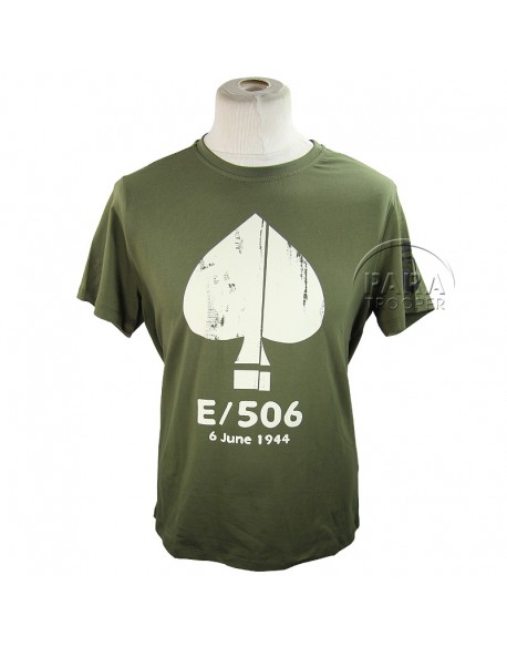 T-shirt, E/506th, Brécourt