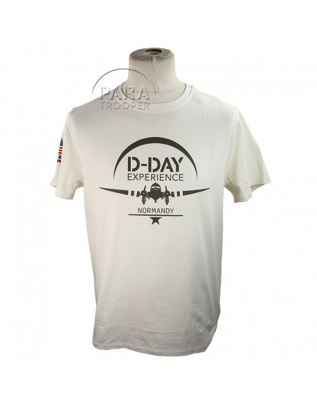 T-shirt, 75e Anniversaire, D-Day Experience