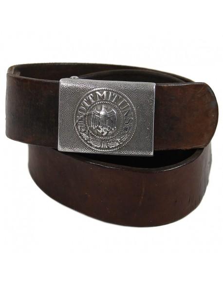 Belt, Wehrmacht