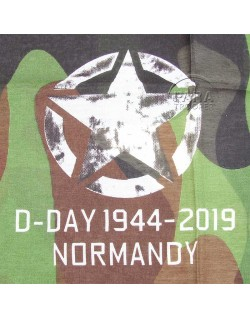 Scarf, Camouflaged, 75th D-Day Anniversary