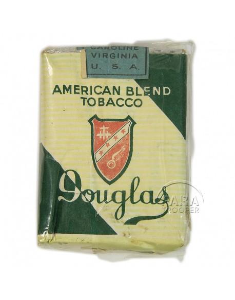 Paquet de cigarettes Douglas