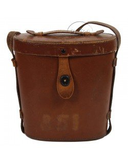 Case, Binocular, Leather, M24, Bausch & lomb