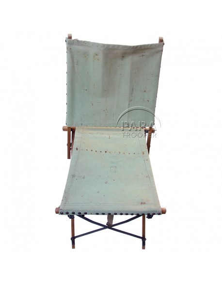 Chair, Folding, British