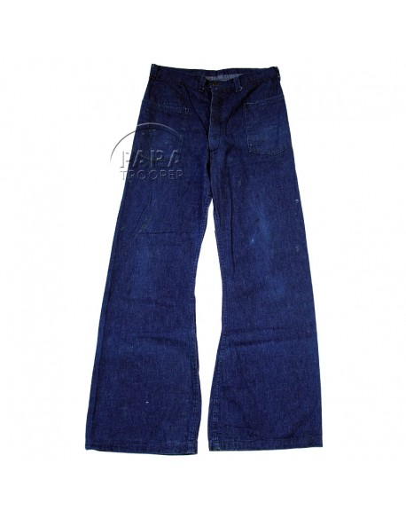 Paire de Jeans Navy, taille 38