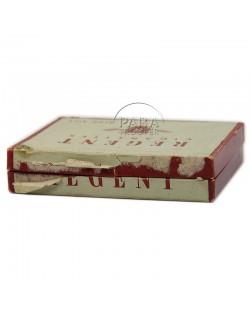 Cigarettes, The Regent, box