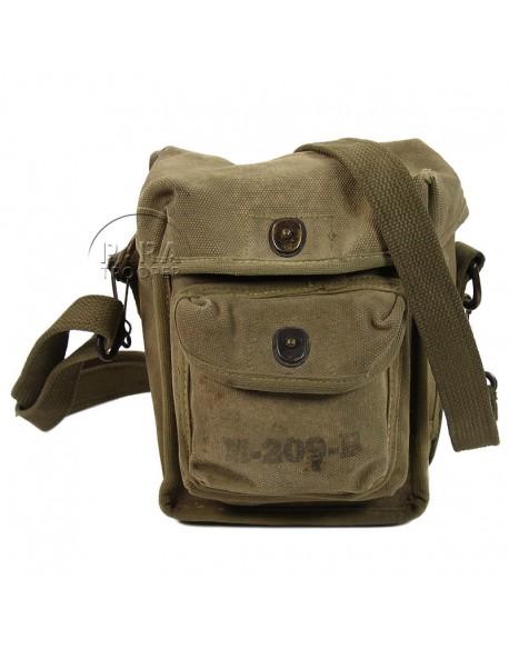 Bag, Canvas, M-209 converter