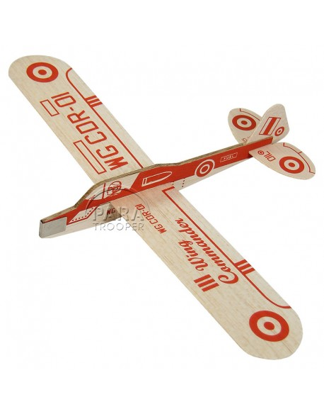 Glider, kit, Balsa wood