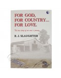 For God, for country..., for love.