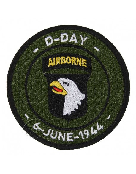 Patch, D-Day, 101st AB Div.
