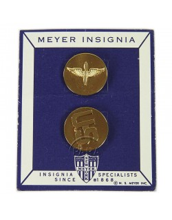 Disks, Collar, USAAF & US, Enlisted men