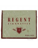 Boite de cigarettes Regent, 1942