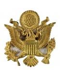 Insigne de casquette officier US, Amcraft