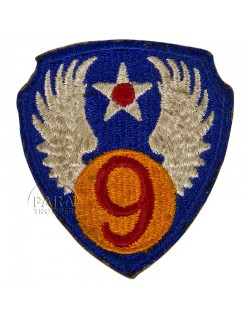 9th US Air Force insignia