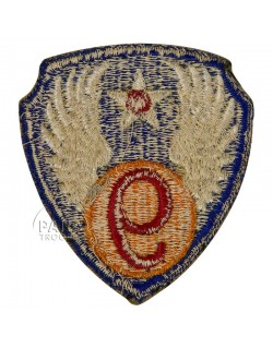 9th US Air Force insignia