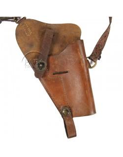 Holster, Pistol, M-7, for pistol Colt .45, Boyt, USMC