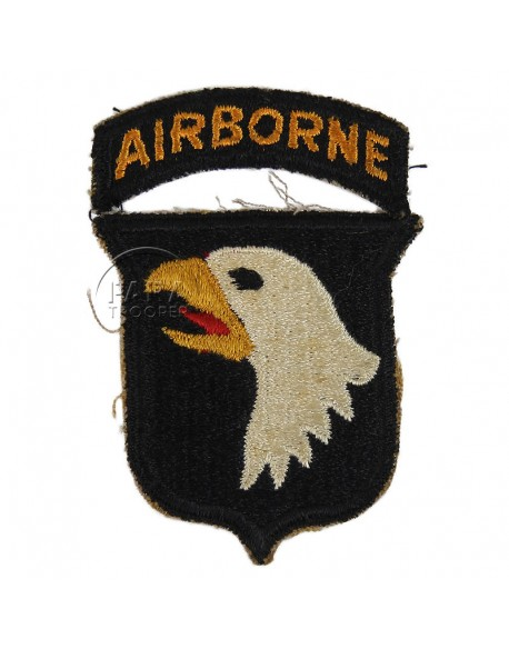 Patch, shoulder, 101st Airborne Division, Type 4