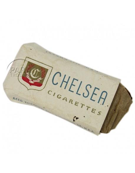 Cigarettes de ration K, Chelsea