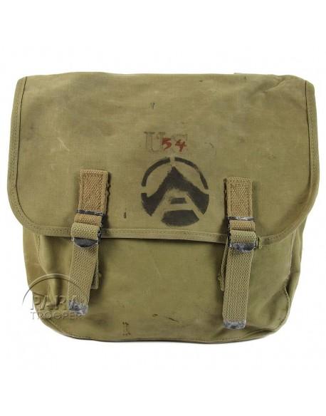 Bag, Field, Rubberized, M-1936, 1943