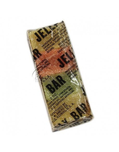 Pâte de fruits, Ration K, Jelly Bar