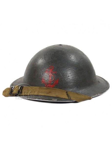 Helmet, MKII, Royal Marines, Named