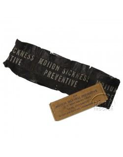 Tablet, Motion Sickness Preventive, Item N°12960, Empty