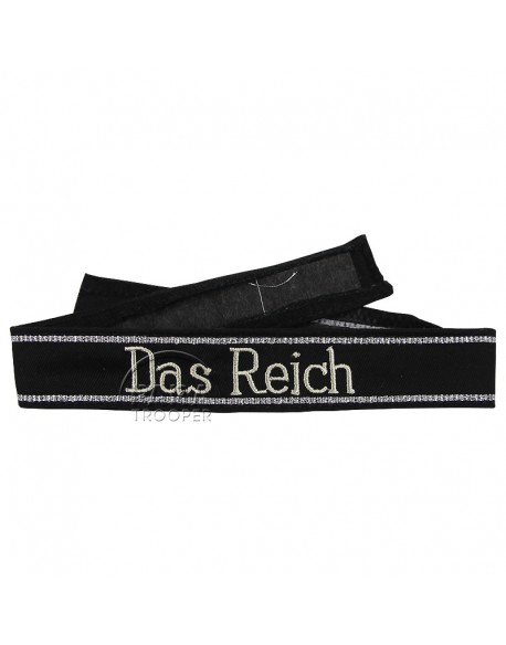 Cuff Tittle, Das Reich, embroidered