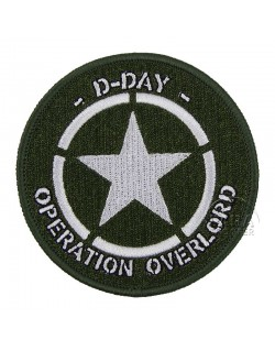 Patch, D-Day, Operation Overlord