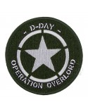 Insigne D-Day Operation Overlord