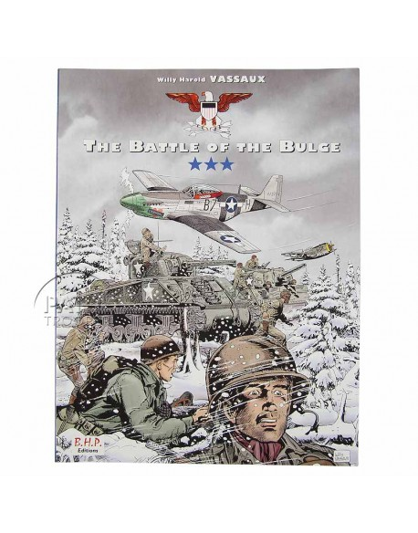 Comics - The Battle of the Bulge