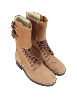 Boots, Service, Combat (Buckle boots)