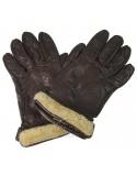 Gloves, leather, USN