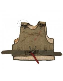 Vest, Flyer's, Armor, M1, USAAF, ID Cutler Watkins