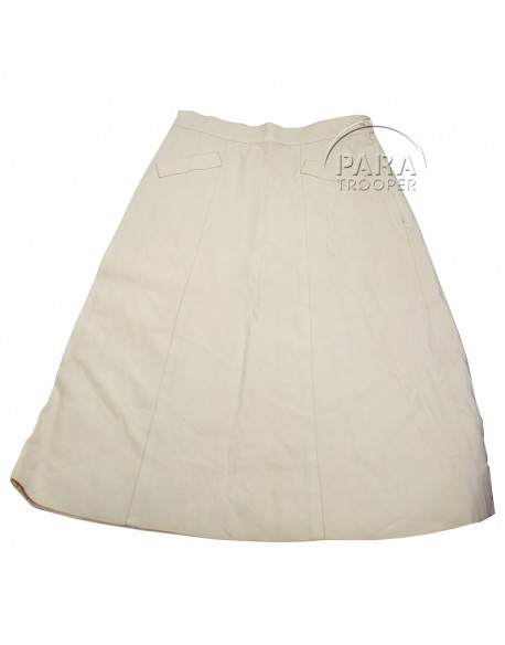 Skirt, WAVE, White, Named