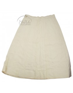 Skirt, WAVE, White, Named