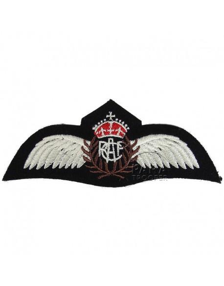 Wings, Pilot, Royal Canadian Air Force