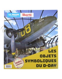 Symbolic Objects of D-Day