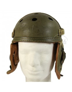 Helmet, Tanker, Sears Saddlery Co.