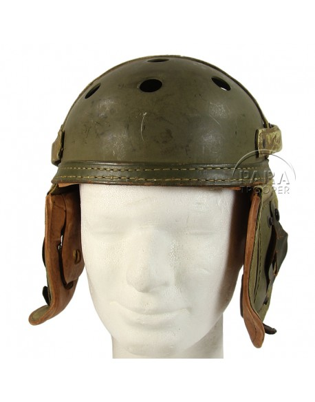 Helmet, Tanker, Sears Saddlery Co.
