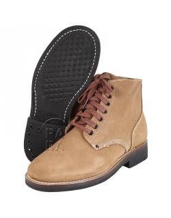 Shoes, Combat, Rough Out