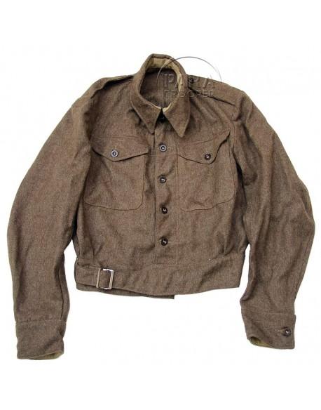 Battle Dress, 1940 Pattern, 1942