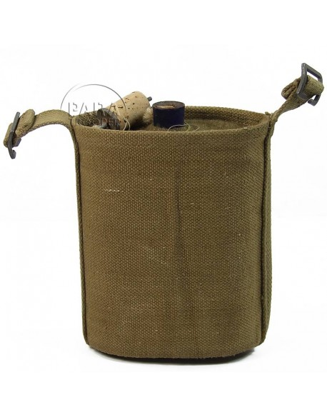 Canteen with canteen holder