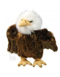 Peluche aigle